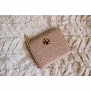 Tory Burch Handbags - NWT Tory Burch Small Zip Pink Coin/Card Wallet