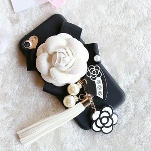 Boutique Accessories - SALE🌸White Camellia iPhone Case🌸
