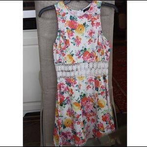Do & be floral short sleeve dress