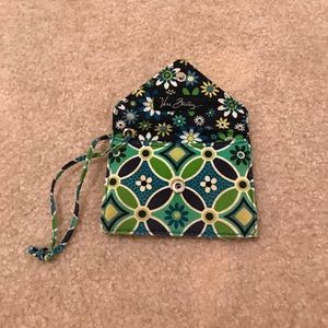 Vera Bradley ID, cards, money holder!