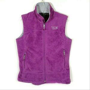 Mountain Hard Wear Jackets & Blazers - Mtn Hardwear fleece zip vest