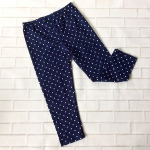 Flapdoodles Other - Bundle 6 for $25 • Girls Navy Polka Dot Leggings
