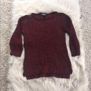 Lauren jean co. Sweater