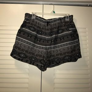 Maurices Pants - Maurices Aztec Print Short