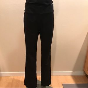 Loft Julie pants- black