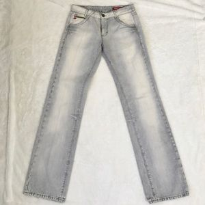 Miss Sixty Denim - Miss Sixty Acid Wash Jeans Nordstrom