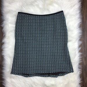 Diane von Furstenberg Dresses & Skirts - DVF Wool Knit Skirt w/ Flared Back Size 10