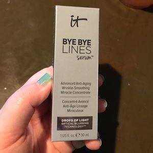 It Cosmetics Other - It Cosmetics Bye Bye Lines Serum