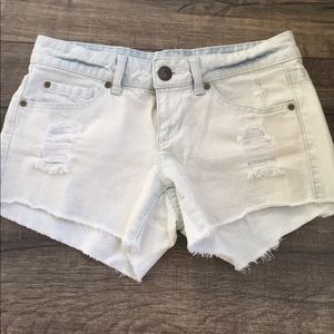 O'Neill Pants - O'Neill Almost White Shorts