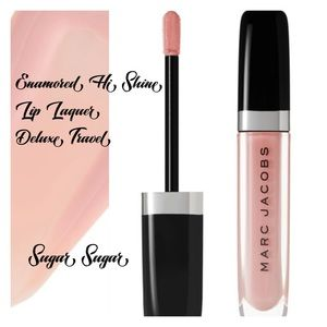 Marc Jacobs Other - MARC JACOBS Enamored Hi Shine Lip Laq Sugar Sugar