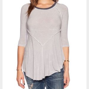 Free People Intimately Weekend sweater top