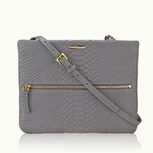 GiGi New York Handbags - Slate Crossbody Bag by GiGi New York