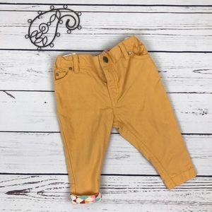 Little Green Radicals Other - Little Green Radicals 100% Organic Sunflower Pants