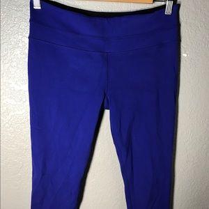 lululemon athletica Pants - Lululemon wunder under crop reversible leggings