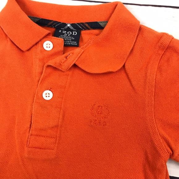 Izod Izod Orange Polo Boys Size 2t From Sarah 39 S Closet