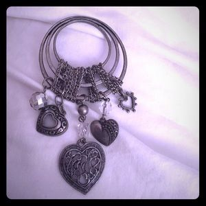 Jewelry - Heart dangle Pendent