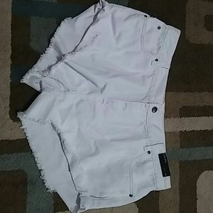 Rusty Shorts - Low Rise Rusty White Short Size 11