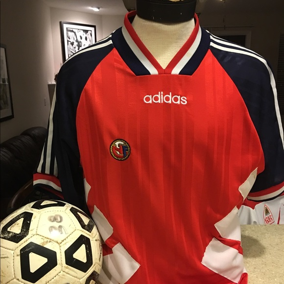 brand new 24ddb 857b0 Norway 🇳🇴 national team jersey large