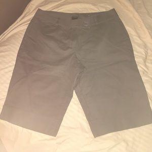 Ann Taylor Pants - Ann Taylor plus size Bermuda shorts