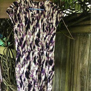 Cynthia Steffe Dresses & Skirts - Cynthia Steffe 💯% Silk cutout mini