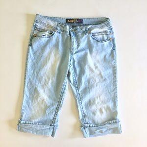 Angels Denim - Capris Jeans Size 15