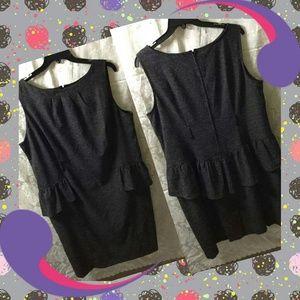 torrid Dresses & Skirts - Torrid Peplum Dress Sz 20