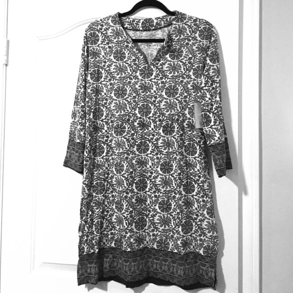 4797b6ed2df Coolibar Oceanside Tunic Dress UPF 50+