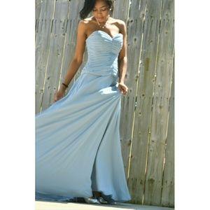 Dresses & Skirts - 2-Piece Floor Length Gown