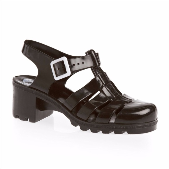 fbe75d04ce79 JuJu jelly shoes. M 5a2a02584225be727500d342