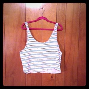 American Apparel one size fits all tank!