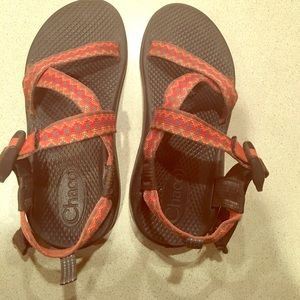 Chaco Shoes - Better view of the Chaco