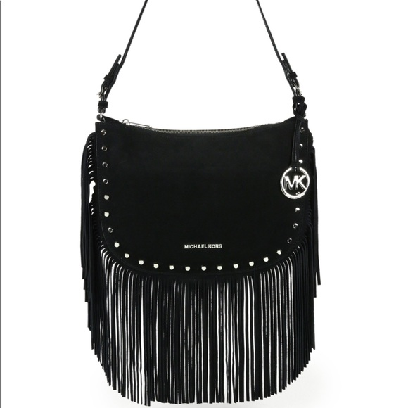497927205187 HP🎉Michael Kors Fringe Purse. M_591fd510c28456df0505225b