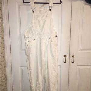 Dr. Denim Other - white overalls