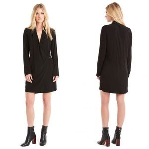 Michael Stars Dresses & Skirts - ➡Michael Stars Rayon Cross Front Dress/Jacket⬅