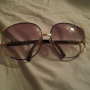 Christian Dior Accessories - Vintage Christian Dior Sunglasses