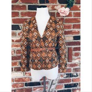 Banana Republic Jackets & Blazers - Banana Republic Heritage Collection Beaded Jacket
