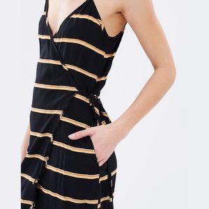 """Faithfull the Brand Dresses & Skirts - Faithfull the Brand """"Charlee"""" wrap dress -- BNWT"""