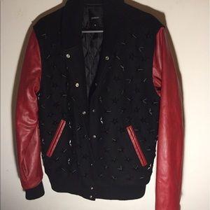 Joyrich Other - The Starburst JOYRICH Varsity Leather Jacket
