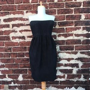 The Row Dresses & Skirts - The Row 10 Lambskin Suede Leather Dress Runway