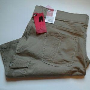 Lee Pants - Lee Bermuda Shorts