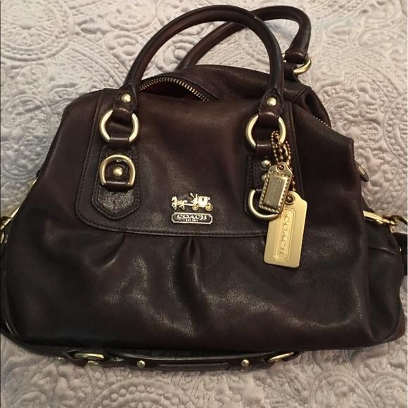 Coach Handbags - Coach Sabina bag. Smaller one. 3071394768594