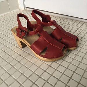 No. 6 Shoes - No. 6 clog sandals