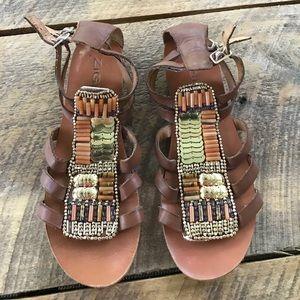 Zigi Soho Shoes - {ZIGI ny} Embellished Sandals