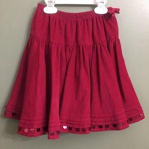 Pink Chicken Other - NWT Pink Chicken Corduroy Skirt, 7