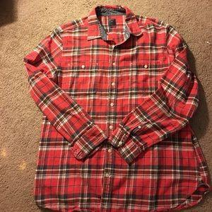 GAP Other - SaleGap  mens 100% cotton flannel button down.