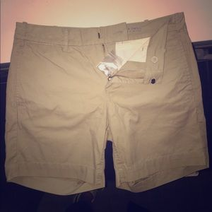 G1 Goods Pants - G1 Paper Twill Khaki Shorts