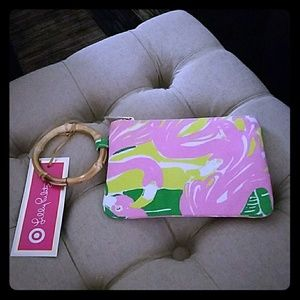 Lilly Pulitzer for Target Handbags - Lilly Pulitzer for Target Wristlet