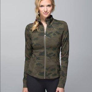lululemon athletica Jackets & Blazers - Lululemon camo forme jacket (6)