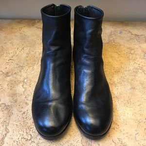 Marsell Other - Marsell Black Leather Boots