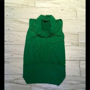 EXPRESS🌺🌻🌸Gorgeous Green Tunic Top!🌺NWOT!🌺